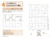 武田双葉のどんな子でも字がきれいになる本 10歳までの練習帳
