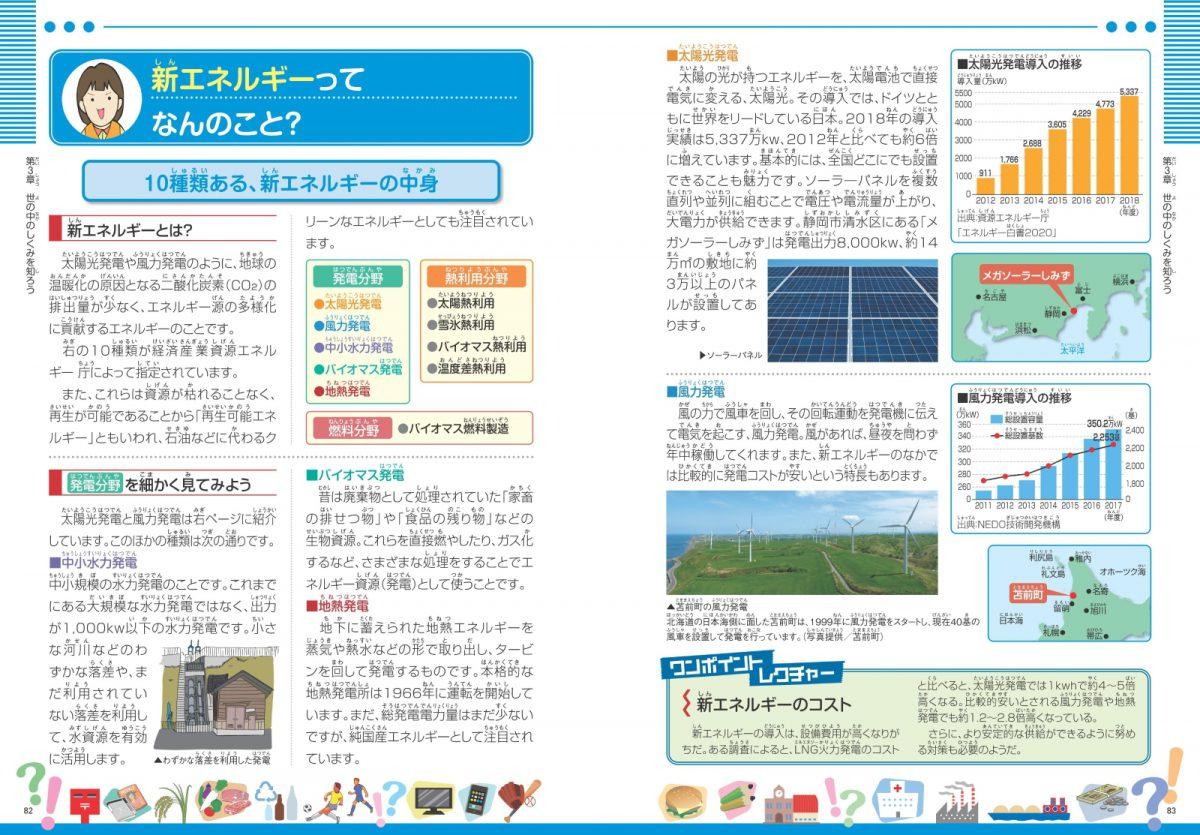 小学生のための「社会がわかる」日本地図 世の中の動きを徹底図解