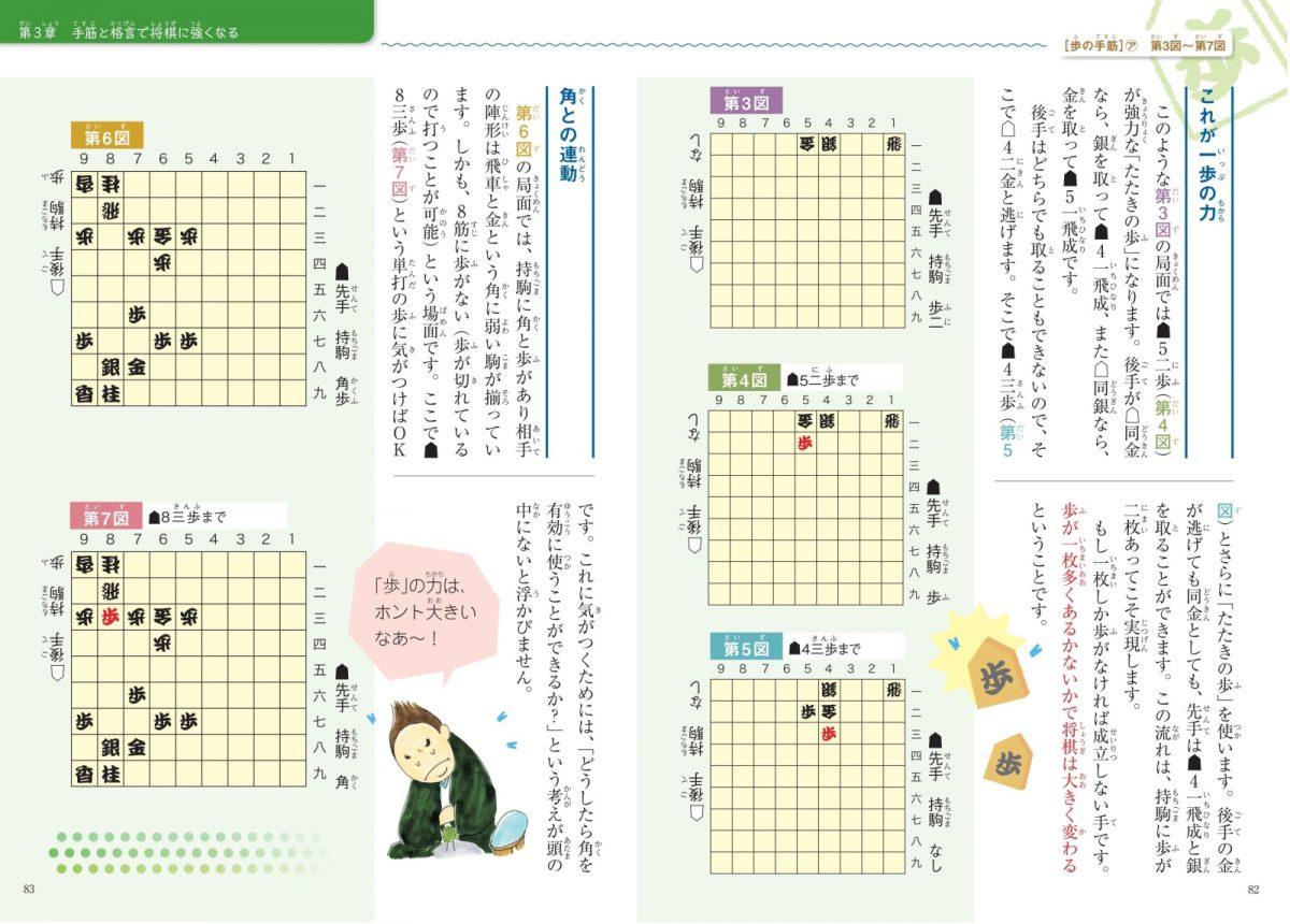 一冊で差がつく!将棋 上達のコツ50 新版 勝ち方がわかる本